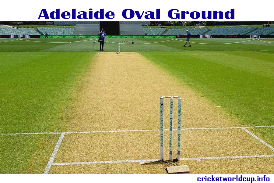 Adelaide Oval Cricket Ground